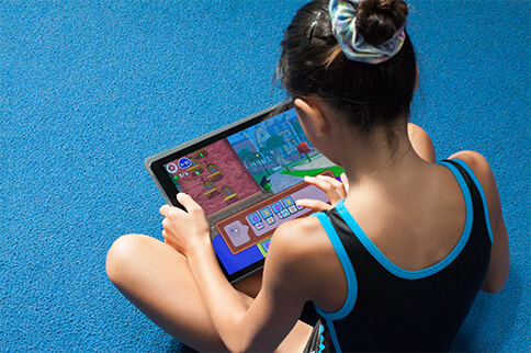 Get to Know More about codeSpark: A Learn-to-Code App for Kids
