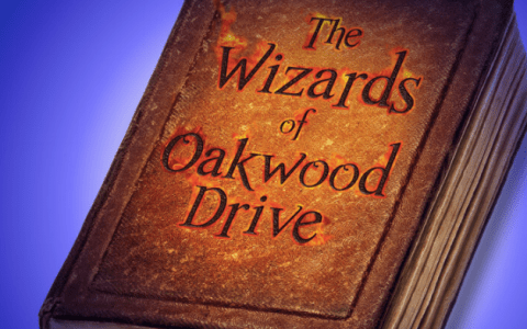 Immersive Family Show for the Whole Family: The Wizards of Oakwood Drive