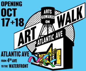 Arts Gowanus ArtWalk.