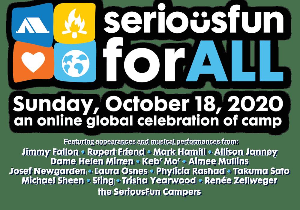 SeriousFun for All Virtual Event
