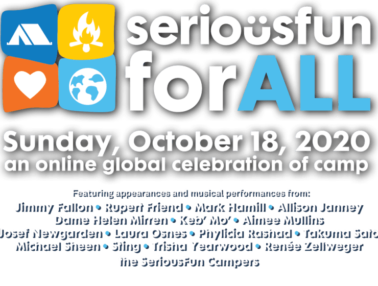 SeriousFun for All Virtual Event