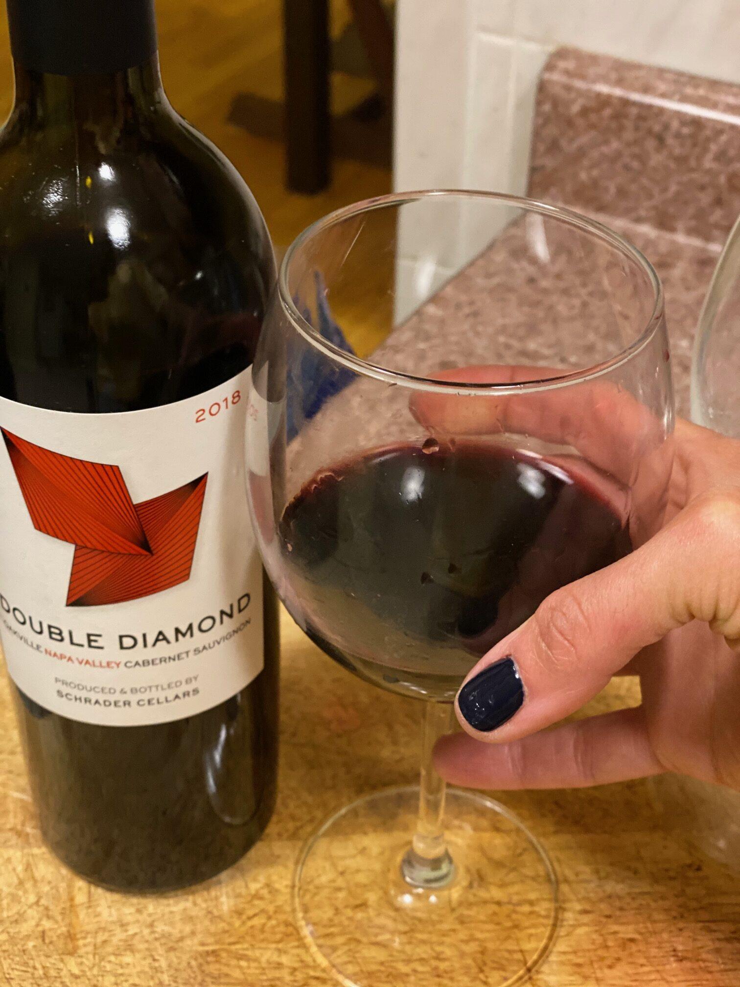 Holiday Wine Pairings Double Diamond