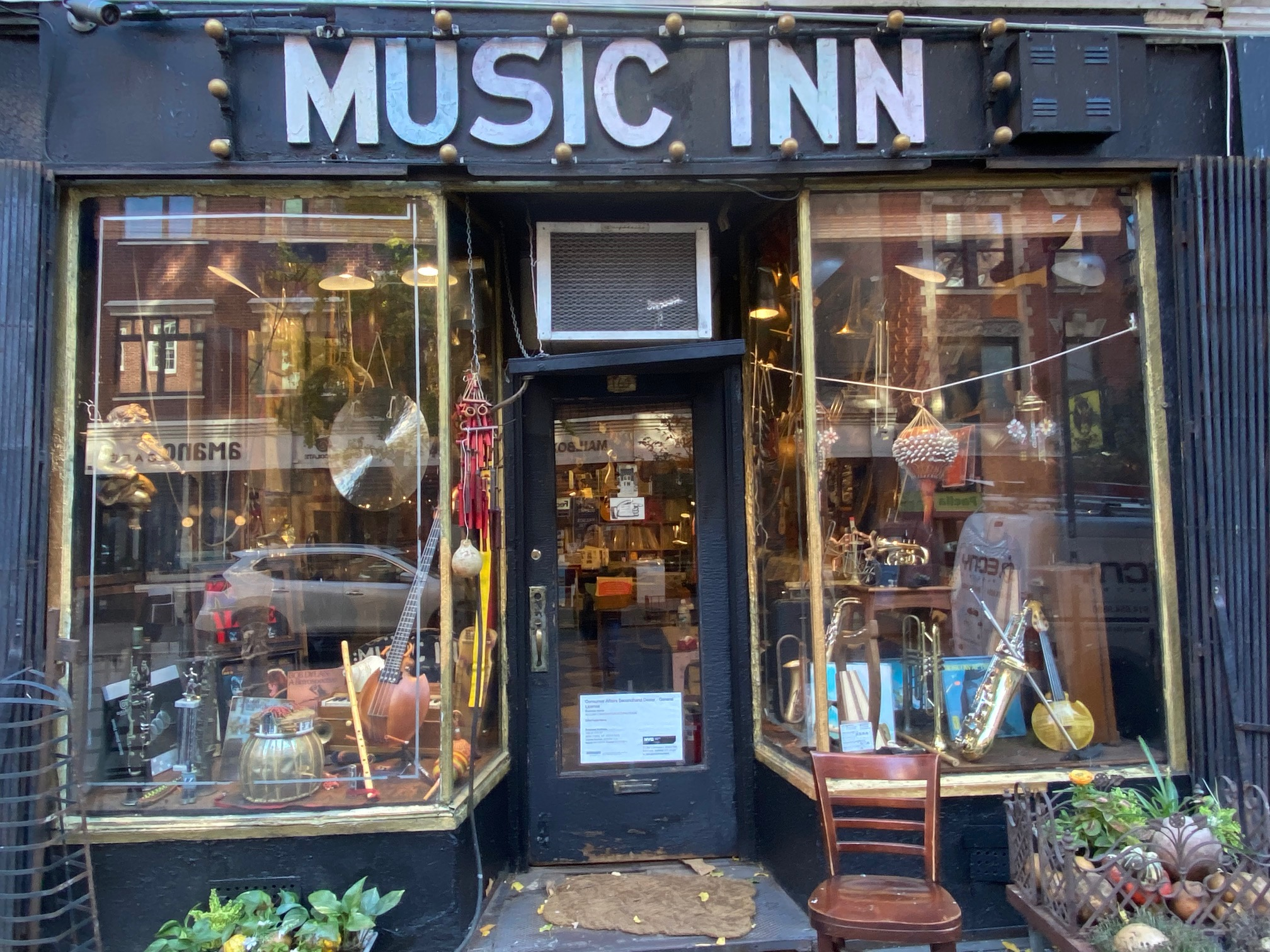 On Location Tours: Mrs. Maisel's Marvelous Tour of New York Music Inn