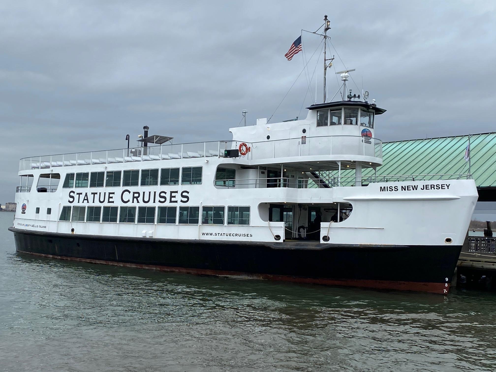 Statue of Liberty Statue Cruises