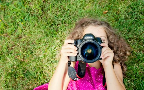 """How to Photograph Your Kids,"" an online course that promises to change the way people take photos of their kids."