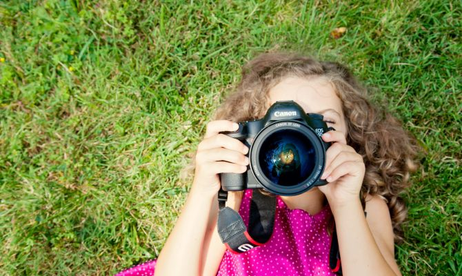 """""""How to Photograph Your Kids,"""" an online course that promises to change the way people take photos of their kids."""