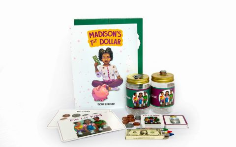 Teaching Kids About Money With The Money Box