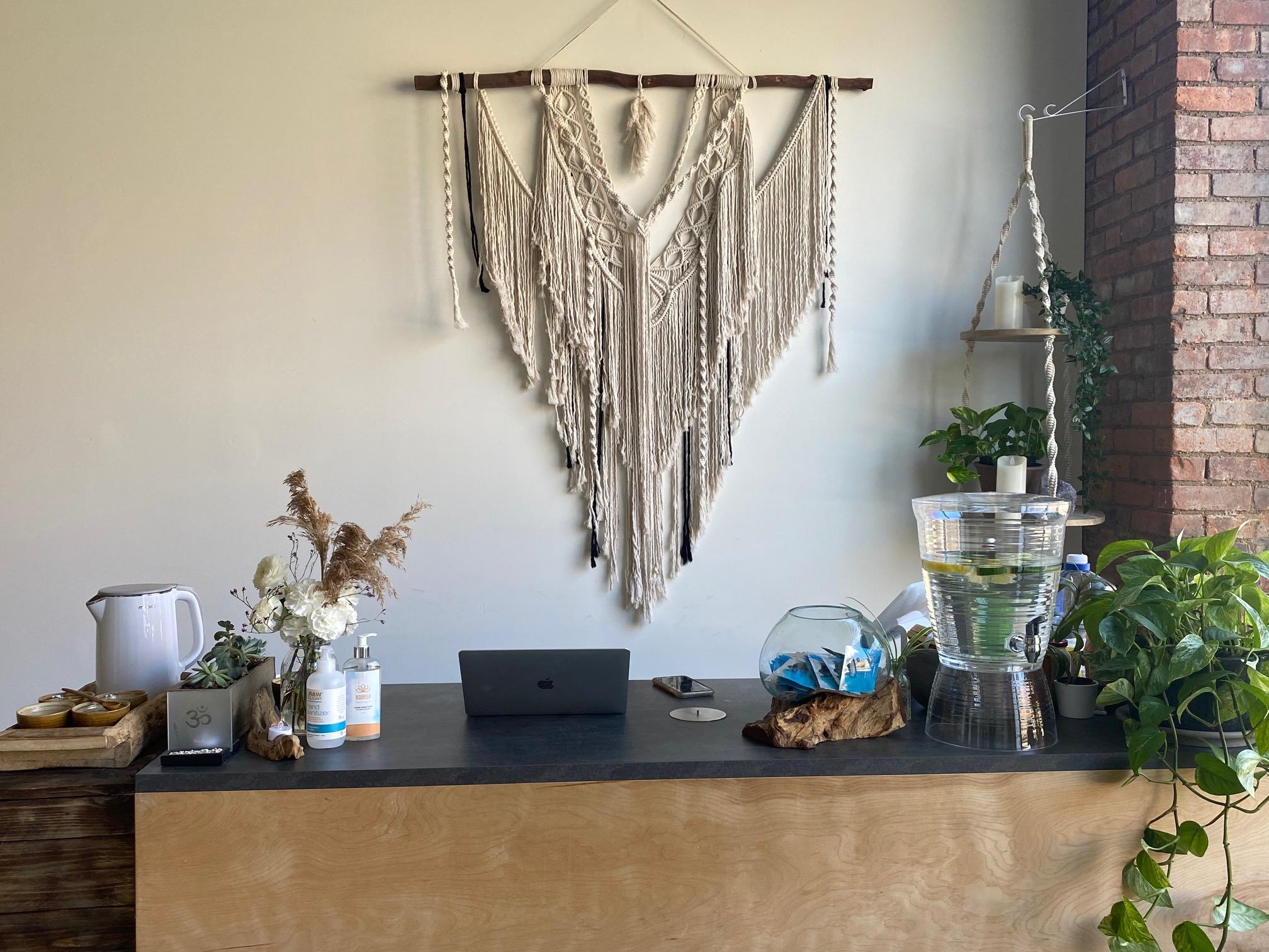Zen Den Beacon interiors