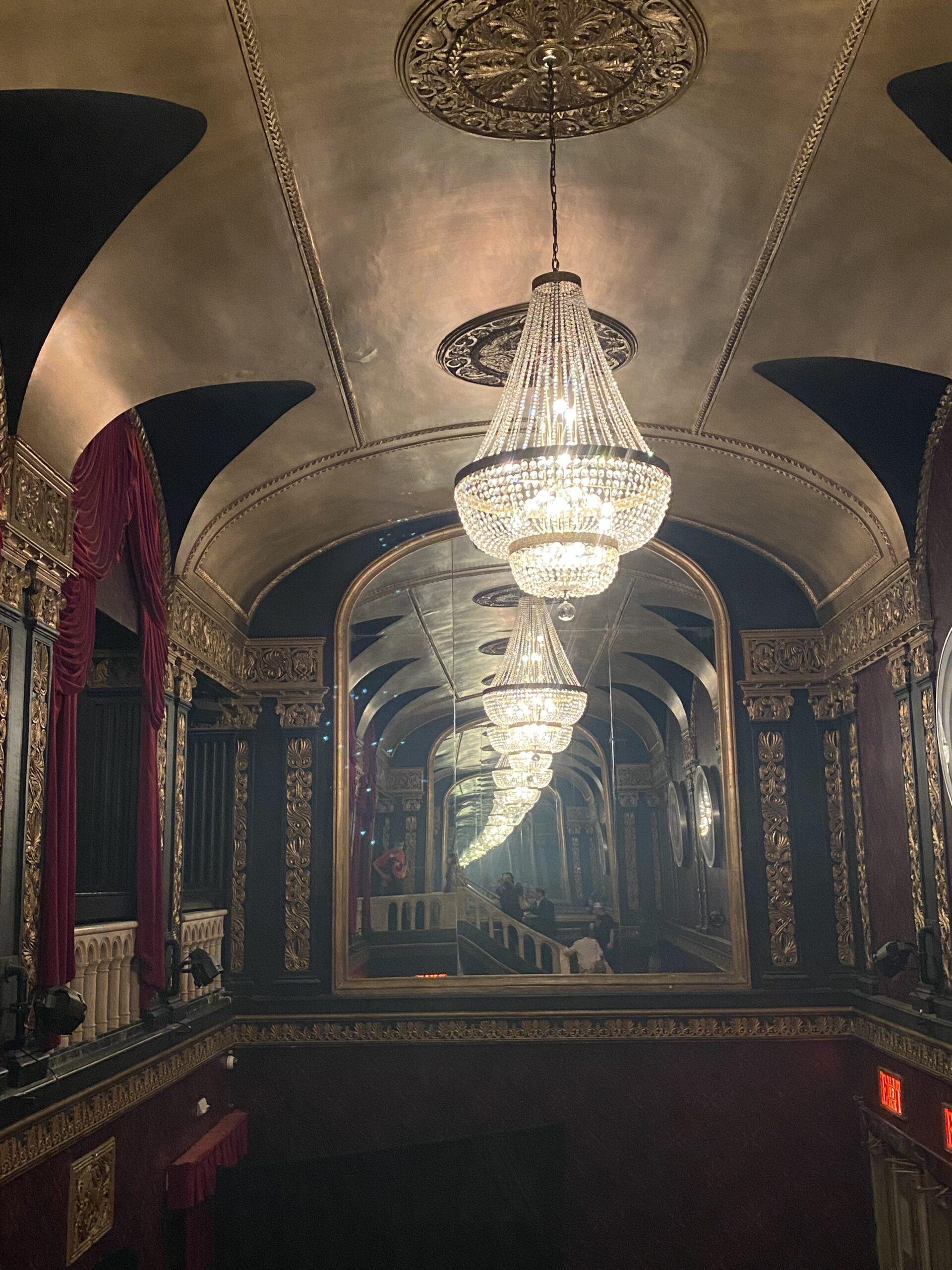 stunning interiors at the Cap