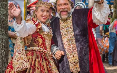 King Richard's Faire Celebrates 40th Season as New England's largest and longest-running Renaissance festival