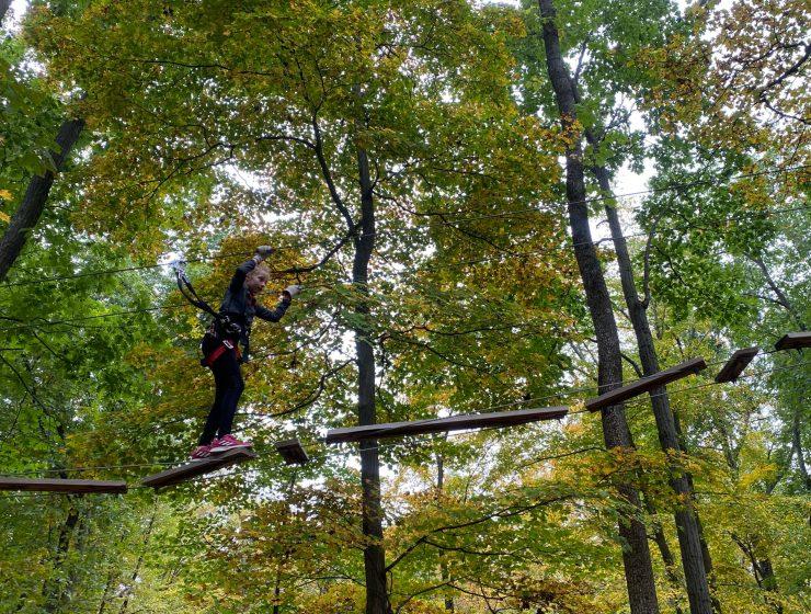 TreEscape Aerial Adventure Park