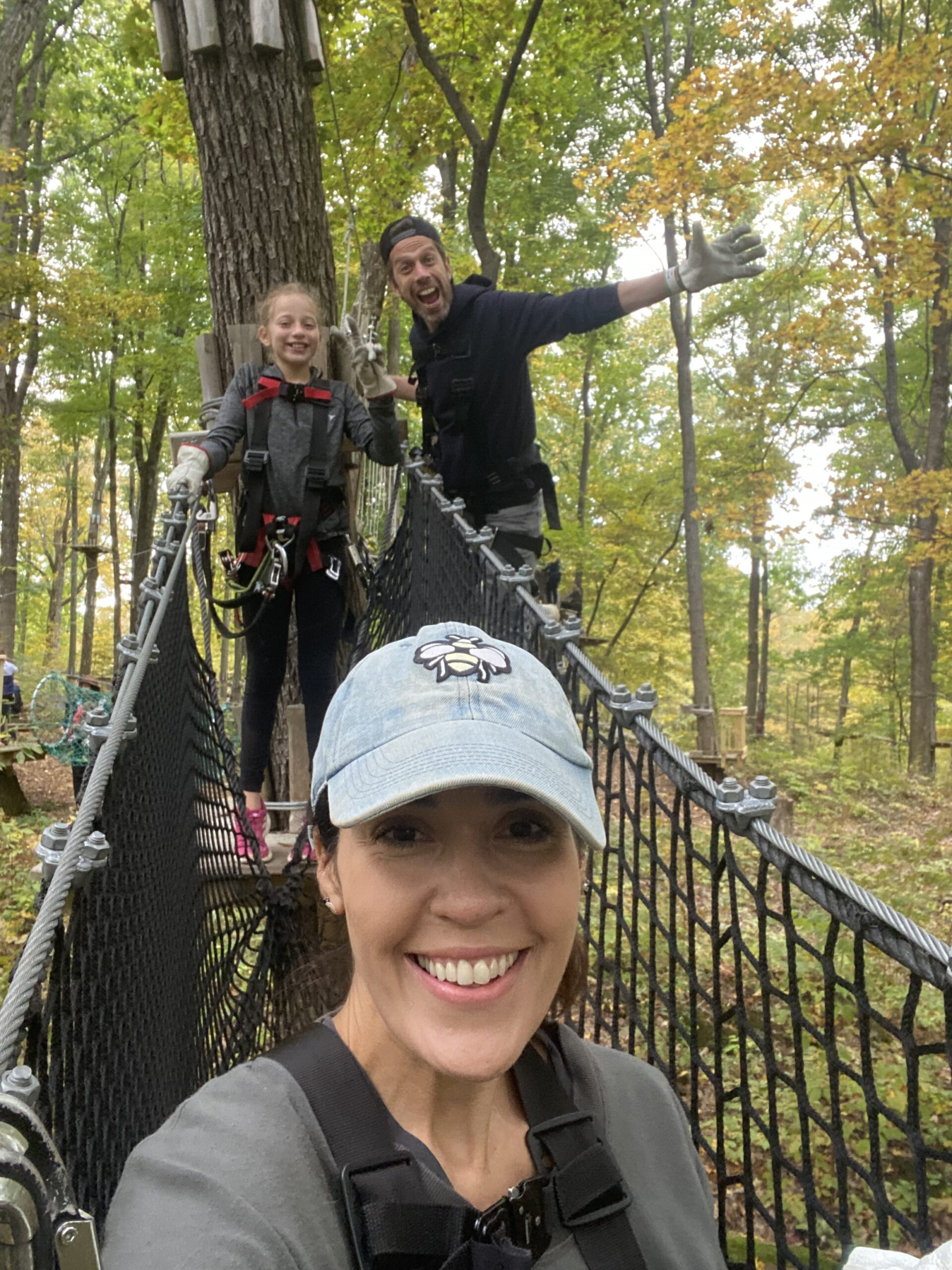 Adventure Awaits at the TreEscape Aerial Adventure Park