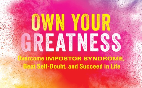 Own your greatness book