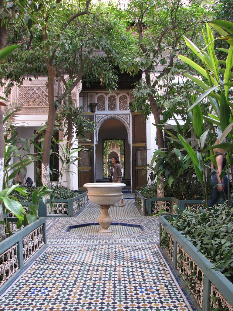 Palais de la Bahia, Marrakech, by insmu74 on Flickr