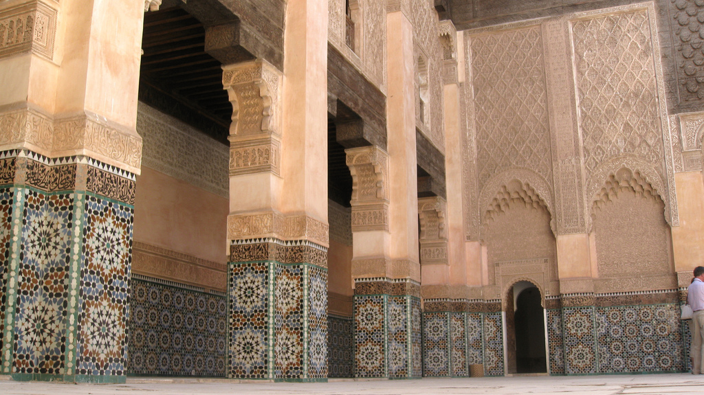 Medersa Ben Youssef, Marrakech, by denverkid on Flickr
