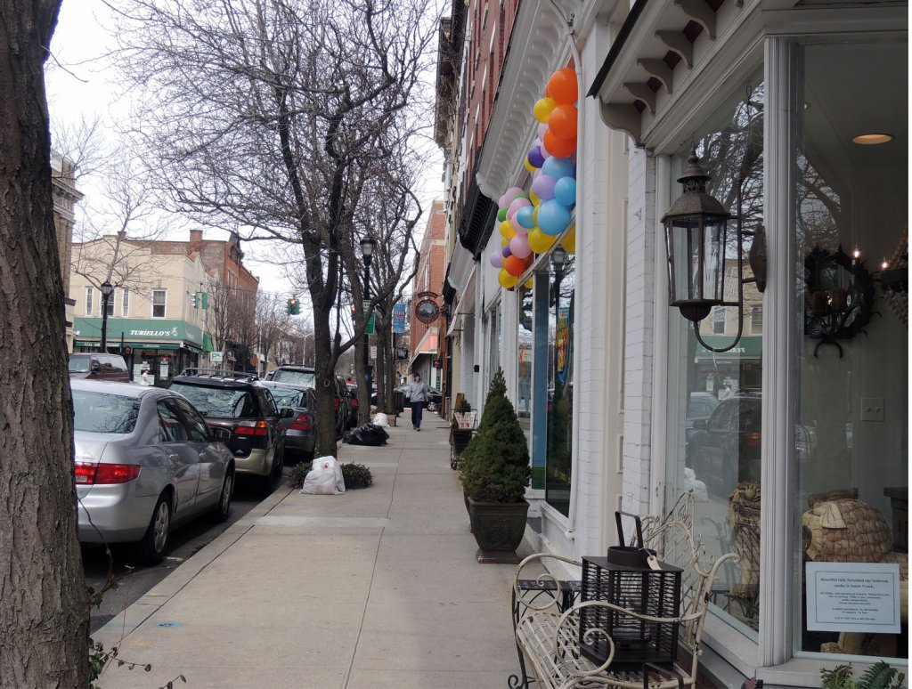 Shopping in Nyack, New York | TheWeekendJetsetter.com