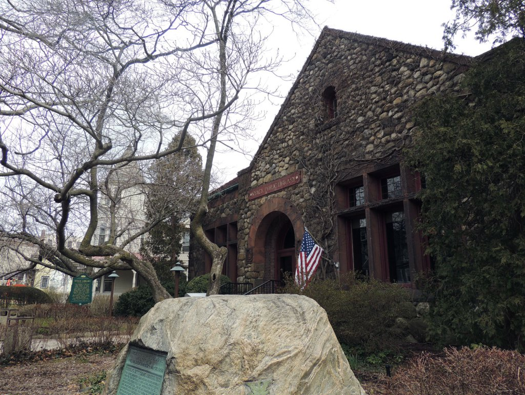 Nyack, New York Historic Library | TheWeekendJetsetter.com