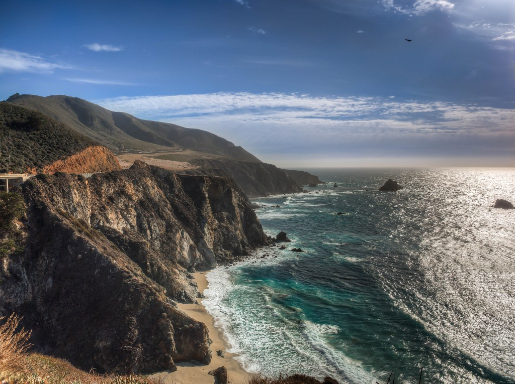 2016 Travel Destinations: Big Sur, California (photo: photo: Brand (bpprice)/Flickr) | TheWeekendJetsetter.com