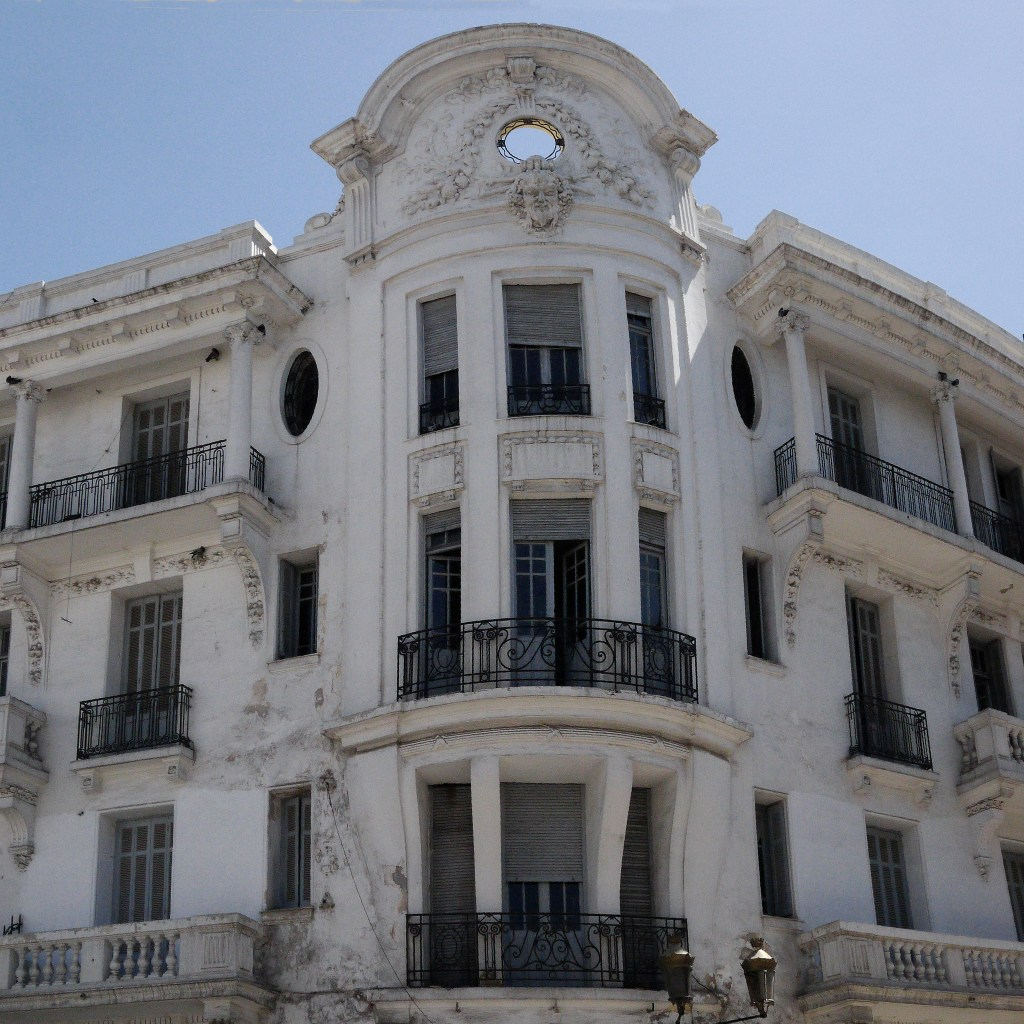 (photo: mustapha ennaimi/Flickr), 48 Hours in Casablanca - Art Deco Architecture | TheWeekendJetsetter.com