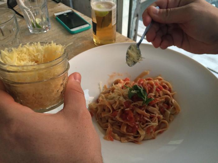Dinner at Posada Margherita - 48 Hours in Tulum   TheWeekendJetsetter.com