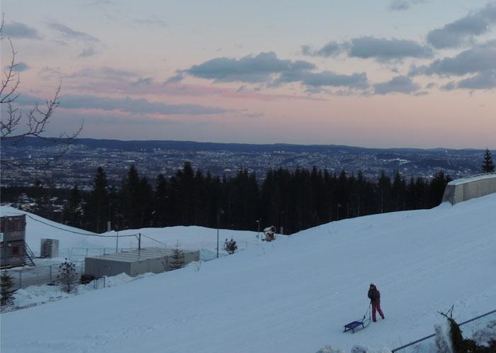 Winter weekend in Oslo, Norway | TheWeekendJetsetter.com