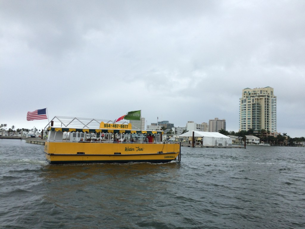 Water Taxi - Things to do in Fort Lauderdale   TheWeekendJetsetter.com