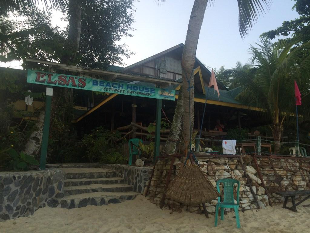 Elsa's Beach House in Port Barton, Palawan | TheWeekendJetsetter.com
