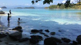 Island Hopping Tour in Port Barton, Palawan, the Philippines | TheWeekendJetsetter.com