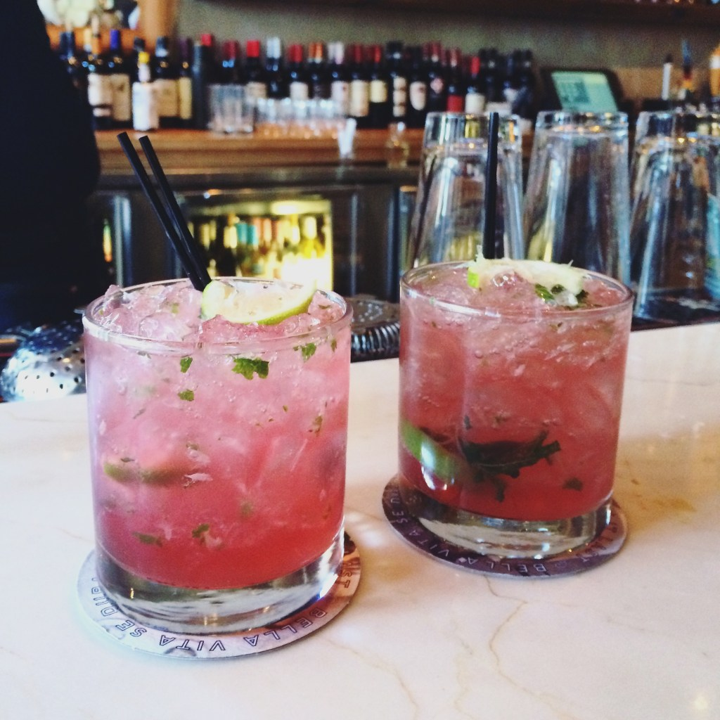 Cocktails at Nebo, Boston | TheWeekendJetsetter.com