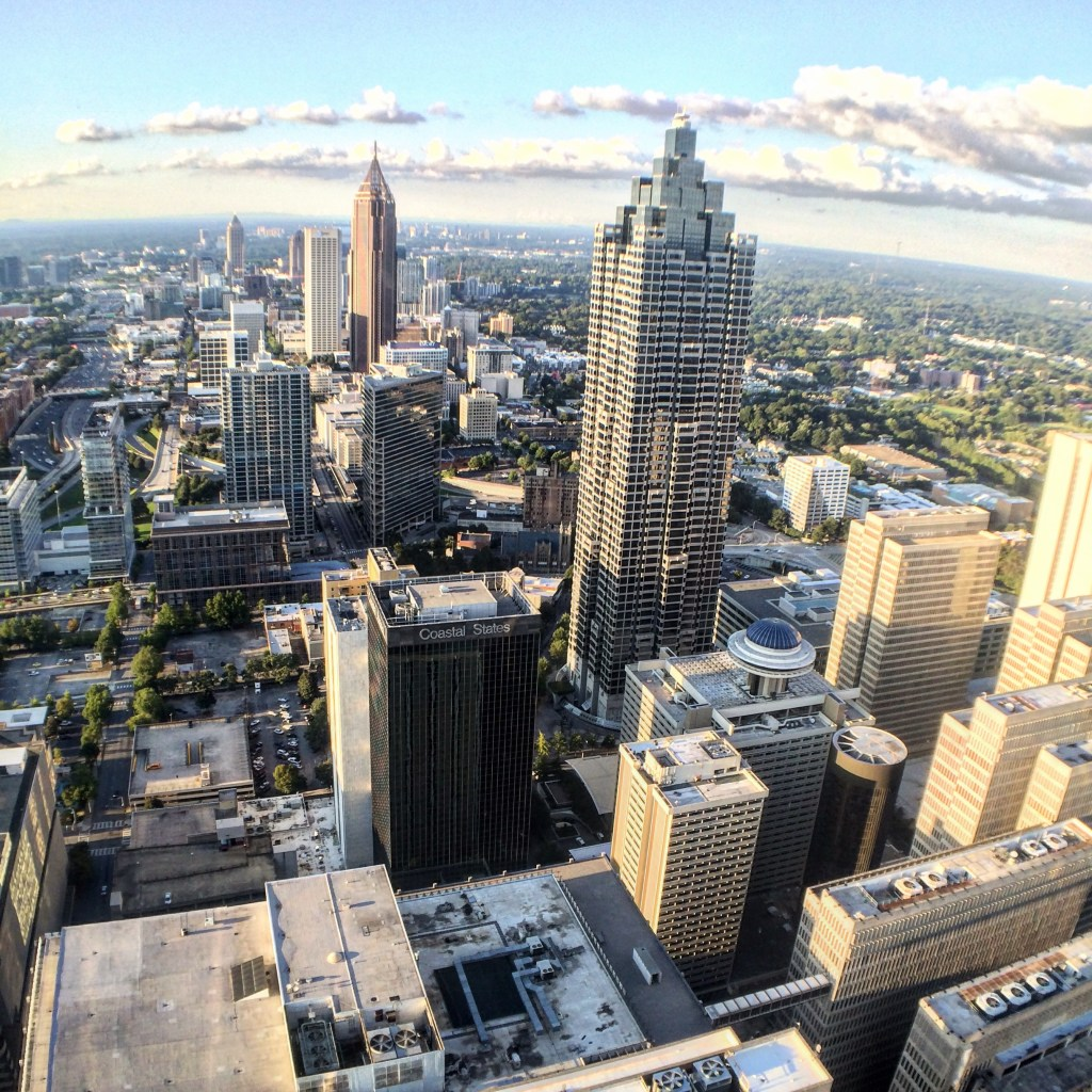 48 Hours in Atlanta, Georgia | TheWeekendJetsetter.com
