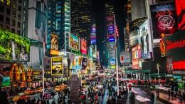 Times Square, New York | Photo: MK Feeney/Flickr | TheWeekendJetsetter.com