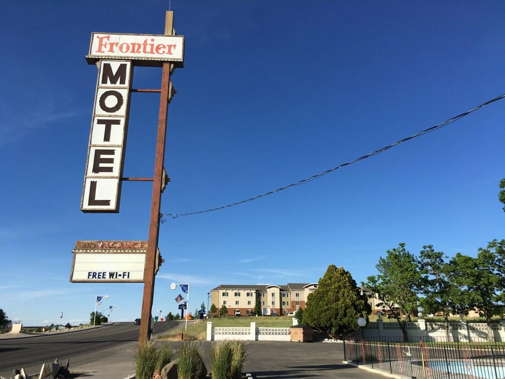 Frontier Motel in Winnemucca, NV | TheWeekendJetsetter.com