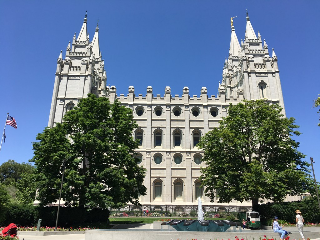 Salt Lake City, Utah | TheWeekendJetsetter.com