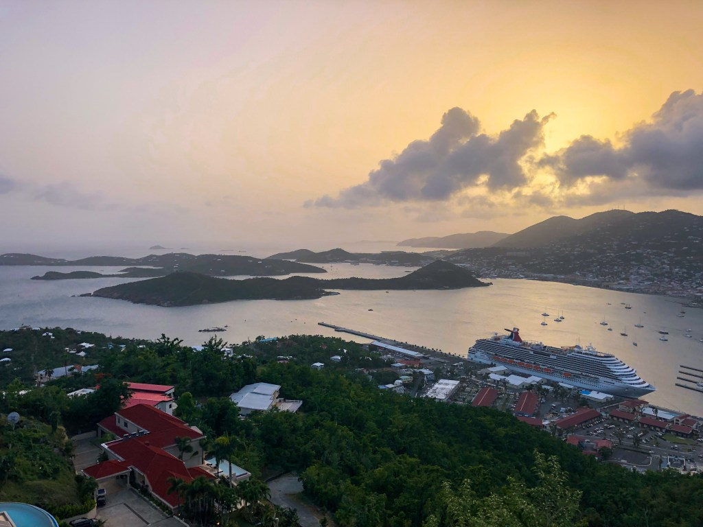 Virgin Islands 3 Day Itinerary | TheWeekendJetsetter.com