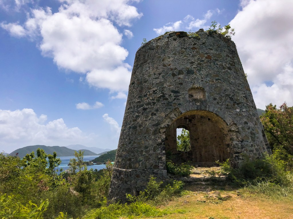 Hike to Sugar Plantation Ruins St. John | TheWeekendJetsetter.com