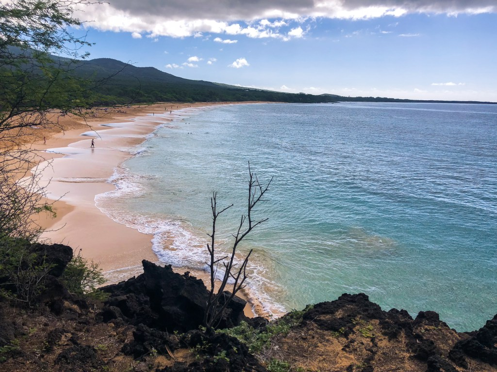 Big Beach, Maui | TheWeekendJetsetter.com