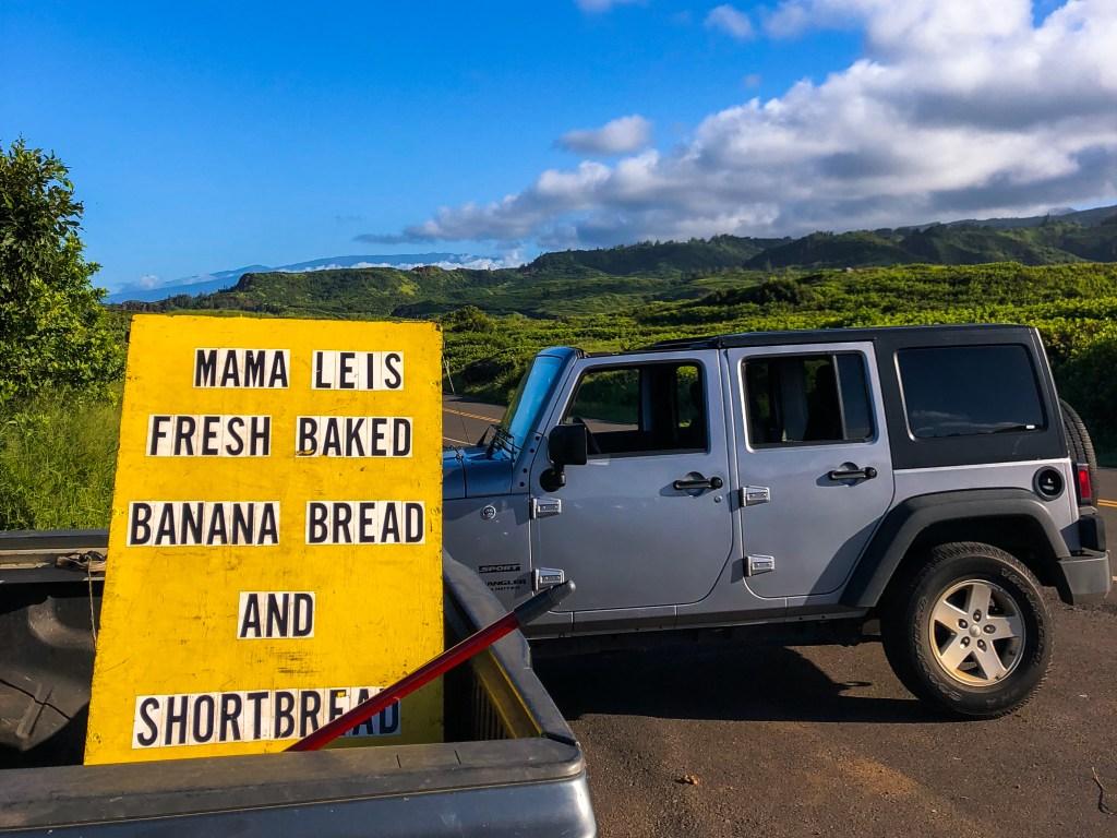 Banana Bread, Maui | TheWeekendJetsetter.com