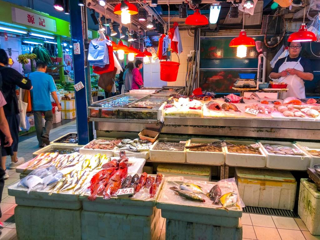 Wet Market, Hong Kong | TheWeekendJetsetter.com