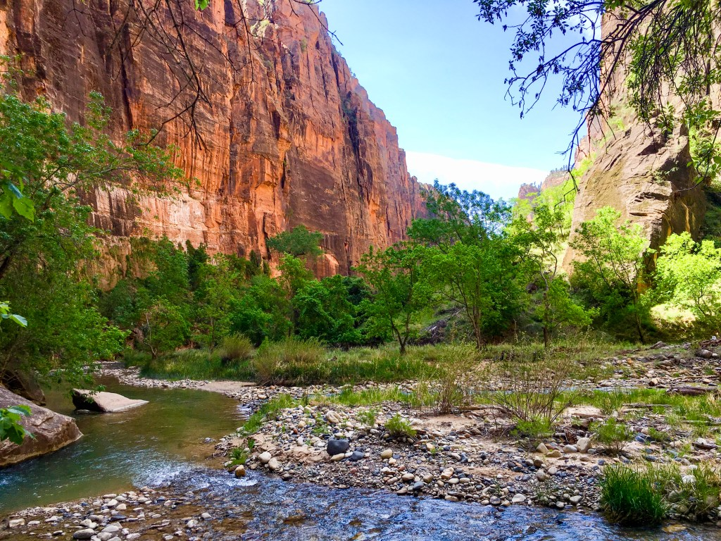 Trips from Las Vegas | Zion National Park | TheWeekendJetsetter.com