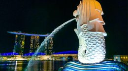 Weekend in Singapore, Marina Bay Sands