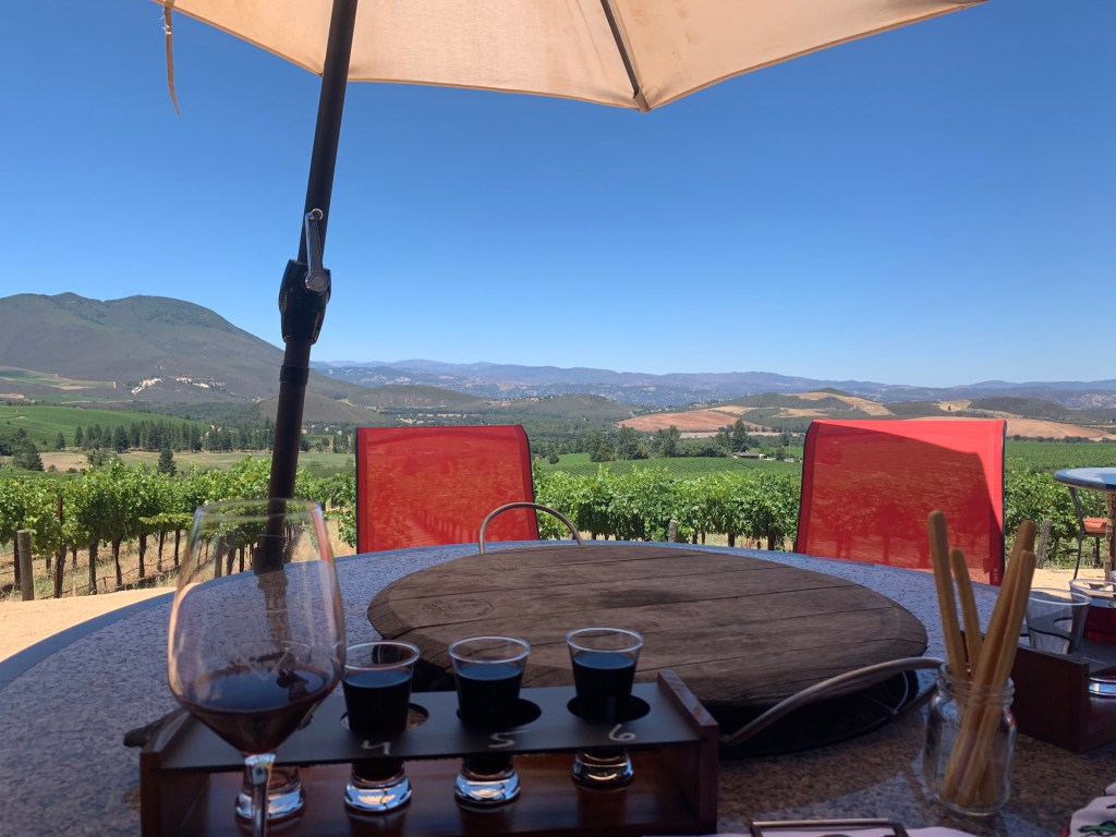 wine tasting, Lake County, Laujor Estate Winery, Kelseyville