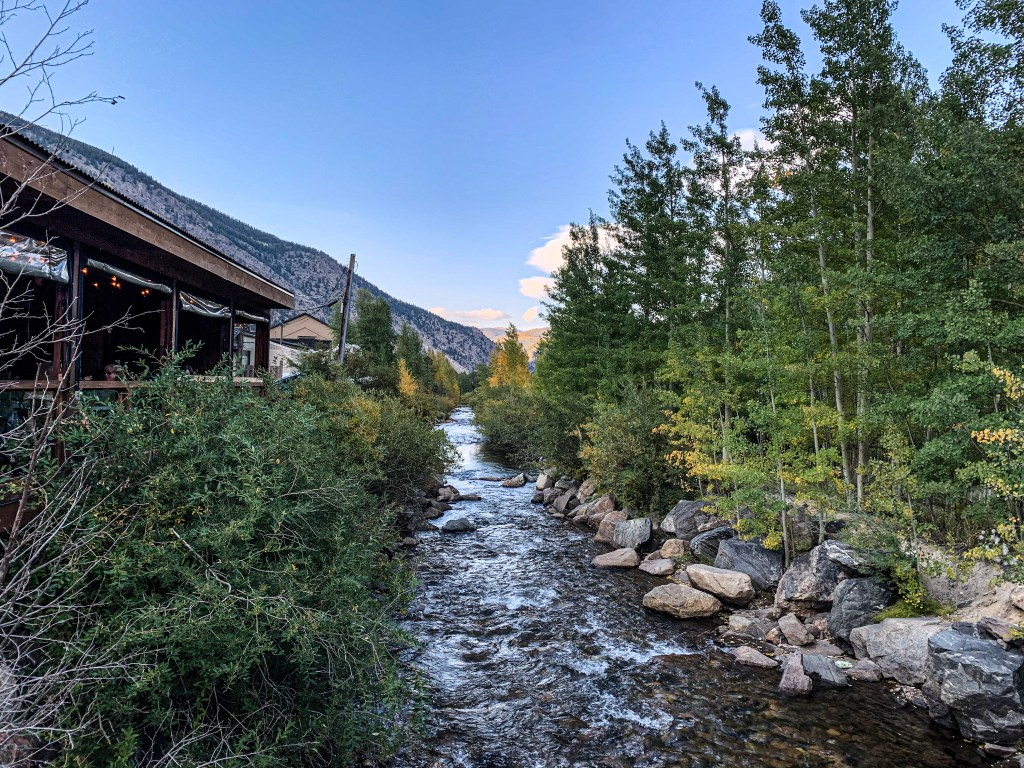 Cooper's on the Creek, Georgetown, Colorado