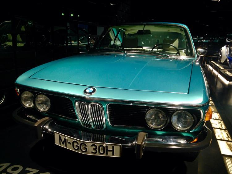 Vintage BMW.