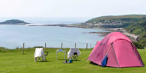 bay view farm camping