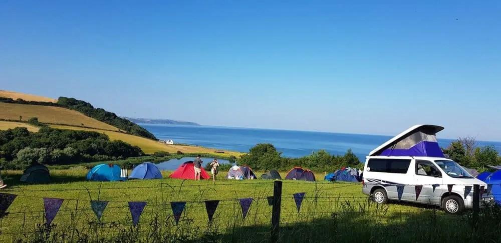 sugar park campsite