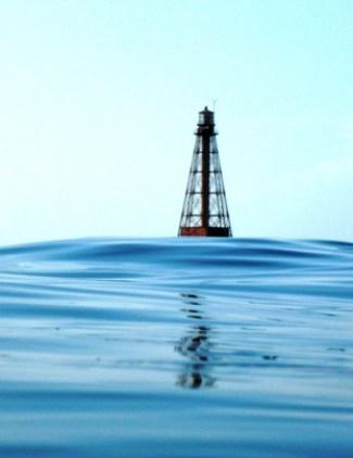Sombrero Reef Lighthouse
