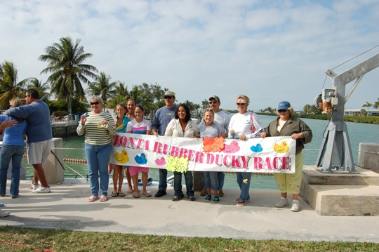 City of Key Colony Beach celebrate its 53rd birthday on Sunday, March 7