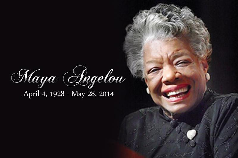 Image result for Maya Angelou