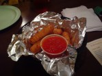 Cheese Sticks From Rocky's Pizza