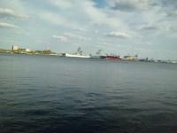 Far-Away Battleship